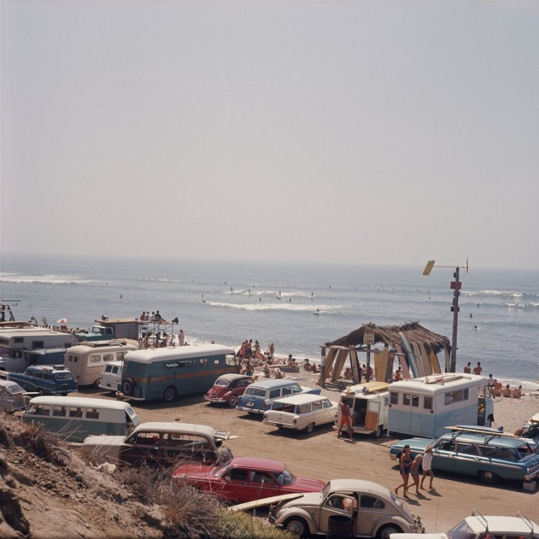 2. Surfer Beach